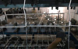 รั้วแพะ รั้วแกะ รั้วตาข่ายแรงดึง เครื่องจักร ผู้ผลิต รั้วตาข่ายถักปม (HINGE JOINT)